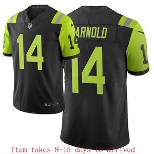 Jets #14 Sam Darnold Jersey City Edition